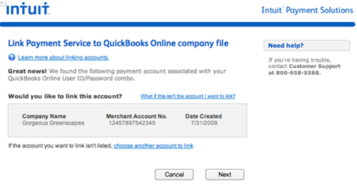 In quickbooks online after converting from quickbooks desktop the qb